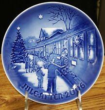 Bing and Grondahl 2006 Christmas Plate Copenhagen Porcelain NEW IN BOX