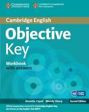 Objective: Objective Key Workbook with Answers by Annette Capel and Wendy...