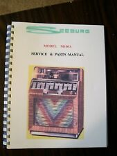 Seeburg Model M100A Jukebox Manual