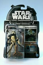 Star Wars Legacy Collection, Sandtrooper, Cancelled figure line.