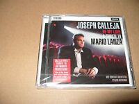 Be My Love: A Tribute to Mario Lanza (2012) cd New & Sealed