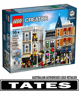 LEGO 10255 Assembly Square  - Creator  Expert from Tates Toyworld