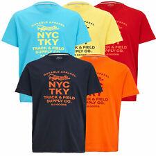 s.Oliver T Shirt Übergröße Herren T-Shirts Männer Große Größen 3XL 4XL 5XL NEU