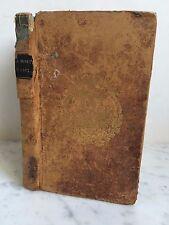La mort d'Abel poème de Gessner Lyon Tournachon-Molin 1809