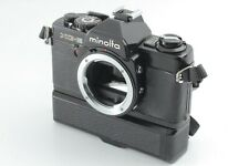 [AS IS , Free Shipping] MINOLTA XG-E CAMERA with  Auto Winder G from Japan #892