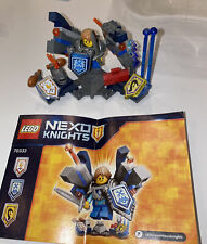 Lego Ultimate Robin Nexo Knights 70333 Complete Used Condition W/book No Box