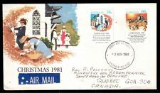 AUSTRALIA 1981 FIRST DAY COVER, CHRISTMAS !!