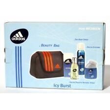 Adidas Icy green f83 Burst Belleza Bag+Eau de Toilette 50 ml+Ducha Espuma 100 ml