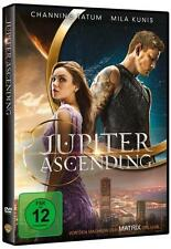 Jupiter Ascending Mila Kunis, Channing Tatum DVD-Neu!