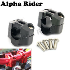 28MM Bar Clamp Riser Taper Handlebar For KTM 690 200 - 530 300 350 1190 1290 BMW