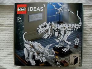 Lego Ideas 21320 Dinosaurier Fossilien - T-Rex - Neu & OVP