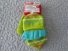 CREATOLOGY, CHRISTMAS CONVERTIBLE MITTENS. ONE SIZE FITS MOST. AGE: 3+, NWT.