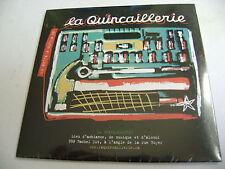 La Quincaillerie / La boite à outils de - CD - Neuf / New - Slimcase