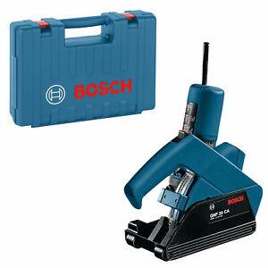 Bosch Mauernutfräse GNF 20 CA Professional im Set im Handwerkerkoffer