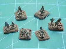 flames of war wwII miniatures metal pre painted