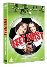 FEET FIRST the complete series. Jonathan Barlow. New sealed DVD.
