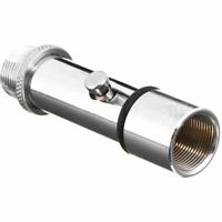 On Stage QK2C Microphone Clip Quick Release, Chrome