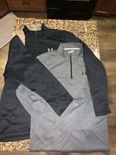 Mens Under Armor Half Zip Up 2Xl