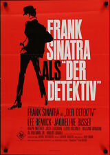 DETECTIVE German A2 movie poster FRANK SINATRA 1968