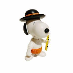 "Snoopy Poland McDonald's Peanuts Vintage 1999 3"" Toy Figure"