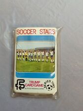 Soccer stars trump card game series 2 vintage