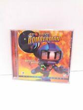 Vintage Atomic Bomberman (PC, 1997) Windows 95 Game Case & Manual Fast Ship!