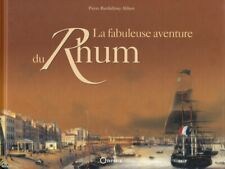 The fabulous adventure of Rum, French book
