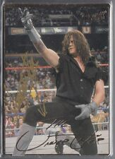 "THE UNDERTAKER WWE AUTOGRAPH AUTO ""Rookie"" CARD #126/500 1994 Action Packed WWF"