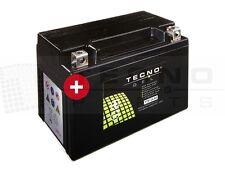 TECNO GEL-Marken-Batterie YT12A-BS = DIN 51013 f. KAWASAKI ER-6, KYMCO Super Di