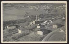 Postcard BARDSTOWN Kentucky/KY  Barton Whiskey Distilling Co Aerial view 1940's?
