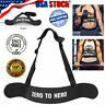 Heavy Duty Arm Blaster Body Building Bomber Bicep Curl Triceps Fitness