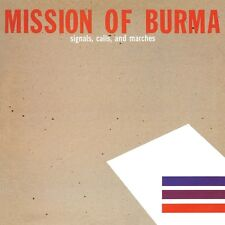 Signals Calls and Marches 0809236123923 by Mission of Burma CD