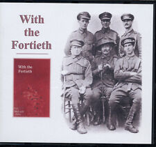 Genealogy-With the 40th Battalion AIF Australian Military History