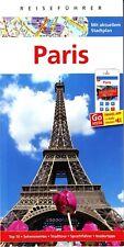 REISEFÜHRER PARIS 2017/018 inkl. Travel-App + herausnehmbarer Stadtplan NEUWARE
