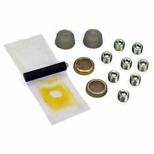 Moroso 25001 Oil Return Screen Kit Fits BBC - Includes 4 screens and epoxy