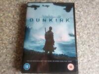 Dvd dunkirk free postage