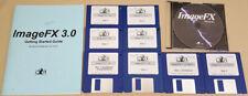 ImageFX v3.2 ©1998 Nova Design for Commodore Amiga - NewTek Video Toaster
