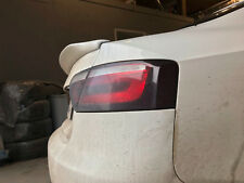 For Audi A5 S5 S Coupe Rear trunk spoiler Sport style Rear Boot Lip Spoiler wing