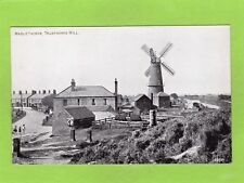 Mablethorpe Trusthorpe Mill Windmill pc unused Photochrom G F Barley Ref E511