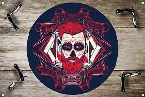 Barber Shop Metal Sign Barber Shop Décor Sign Wall Art Plaques Barber Shop 1031