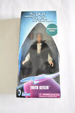 Star Trek Action Figure - Edith Keeler. Sealed. Unopened.