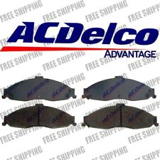 Front (4) Brake Pads Ceramic Fits Chevrolet Camaro Avanti II Pontiac Firebird