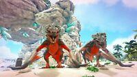 Ark Survival Evolved Xbox One PvE Blood Crystal Wyvern, Breeding Pair, Clone