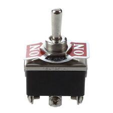 1X(Interrupteur a Bascule Interrupteur 15A 12V ON / OFF/Un commutateur ON/O 4D4)