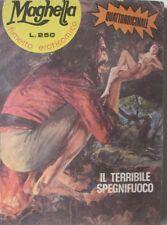 """MAGHELLA N.6- 17/6/1974 - """"IL TERRIBILE SPEGNIFUOCO"""" - Publistrip"""