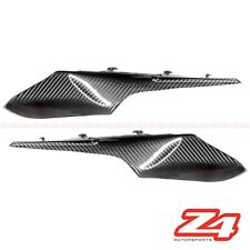 2011-2015 Ninja ZX-10R Rear Tail Side Seat Light Cover Cowl Fairing Carbon Fiber