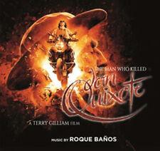 THE MAN WHO KILLED DON QUIXOTE ~ Roque Baños CD