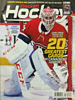 New September 2020 Beckett Hockey Card Price Guide Magazine With Carey Price