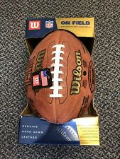 Official Wilson Nfl Authentic Game Football Soldier Field 2003 Bears Packers