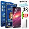 3X Kinglas HYDROGEL AQUA FLEX Screen Protector Samsung Galaxy S9 S10 Plus Note 8